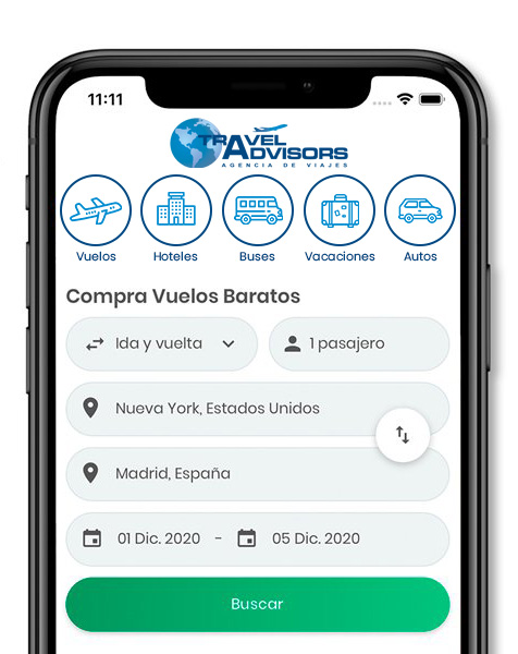 App Travel Advisors SAS